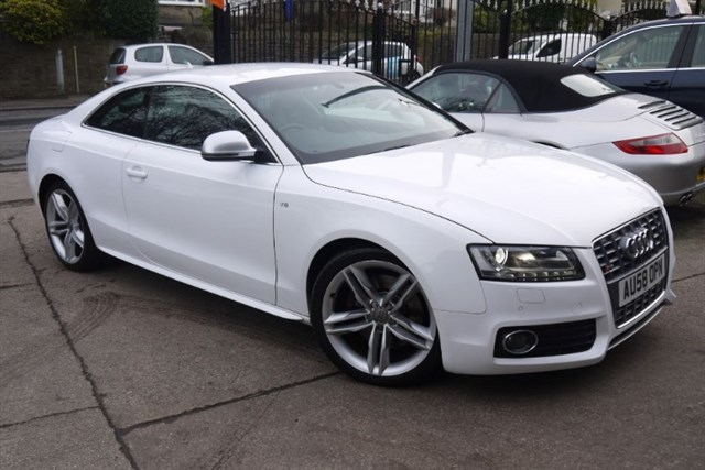 Click here for more details about this Audi A5 S5 FSI QUATTRO
