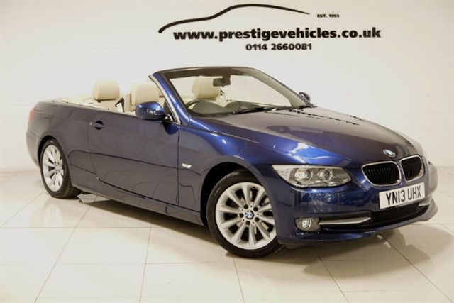 used BMW 320d SE in sheffield-south-yorkshire