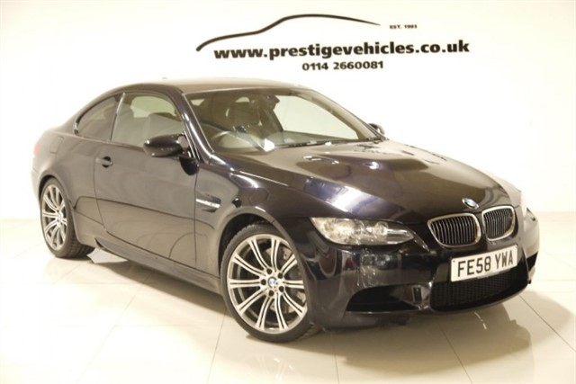 Click here for more details about this BMW M3 40 V8 DCT 2dr