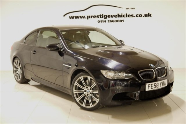 used BMW M3 4.0 V8 DCT 2dr in sheffield-south-yorkshire