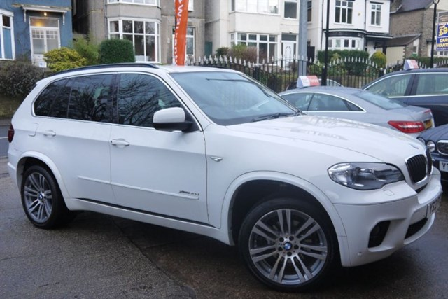 Click here for more details about this BMW X5 XDRIVE30D M SPORT