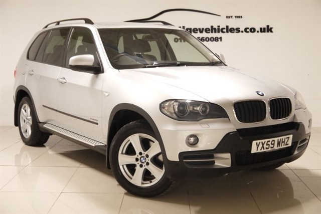 used BMW X5 XDRIVE30D SE in sheffield-south-yorkshire