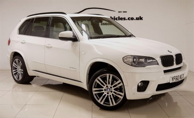 used BMW X5 XDRIVE30D M SPORT in sheffield-south-yorkshire