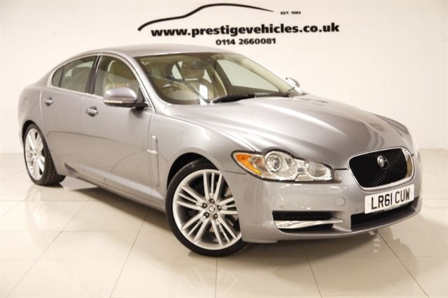 Click here for more details about this Jaguar XF V6 S PORTFOLIO