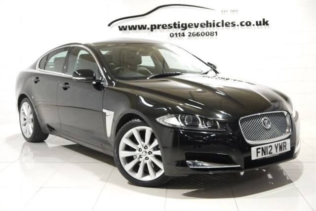 used Jaguar XF V6 PREMIUM LUXURY in sheffield-south-yorkshire