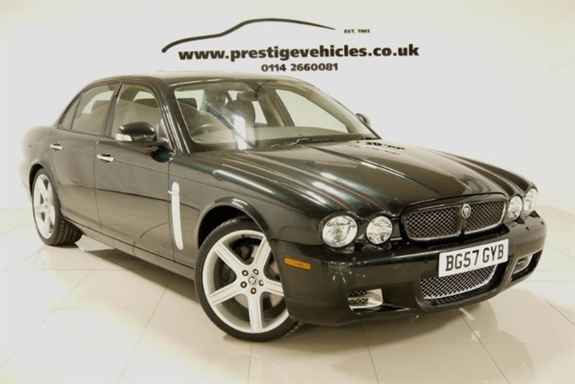 Click here for more details about this Jaguar XJ R FACELIFT MODEL  LOW MILES