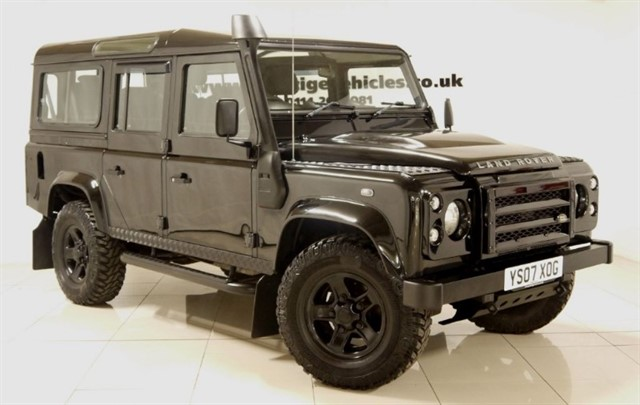 used Land Rover Defender 110 XS STATION WAGON in sheffield-south-yorkshire