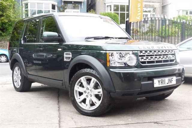Click here for more details about this Land Rover Discovery 4 SDV6 COMMERCIAL