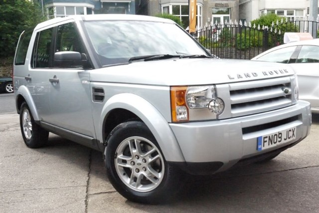 Click here for more details about this Land Rover Discovery 3 TDV6 GS