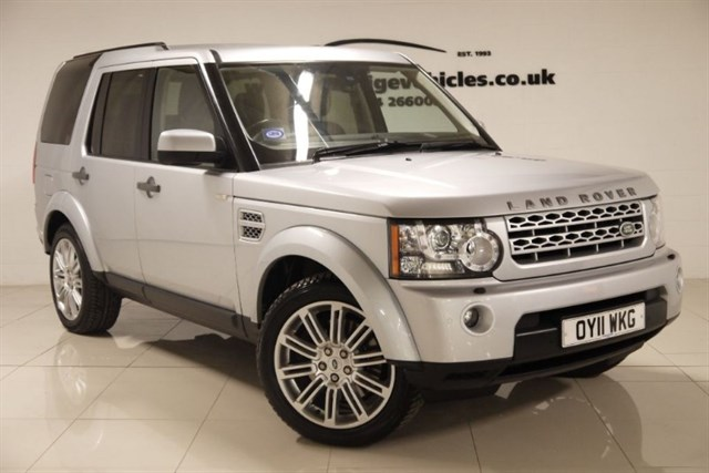 Click here for more details about this Land Rover Discovery 4 TDV6 HSE - VAT QUALIFYING