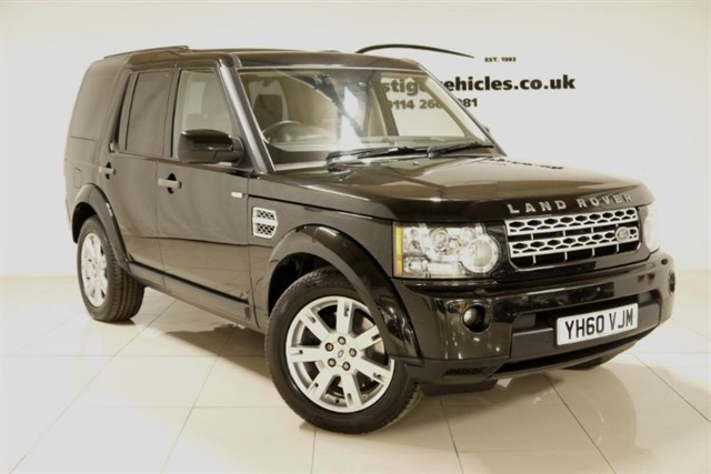 used Land Rover Discovery 4 TDV6 XS in sheffield-south-yorkshire