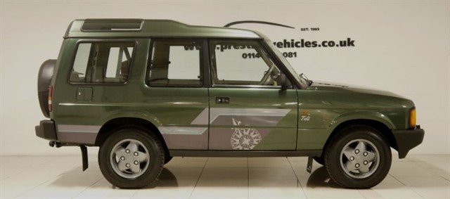 used Land Rover Discovery TDI in sheffield-south-yorkshire