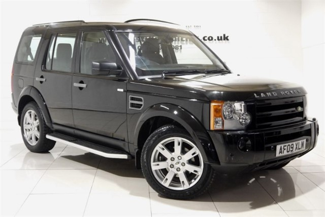 used Land Rover Discovery 3 TDV6 HSE in sheffield-south-yorkshire