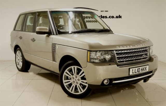 used Land Rover Range Rover TDV8 VOGUE SE in sheffield-south-yorkshire