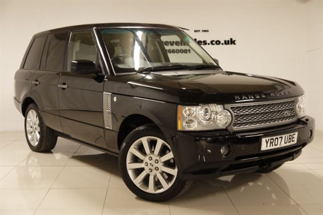 Click here for more details about this Land Rover Range Rover V8 SUPERCHARGED