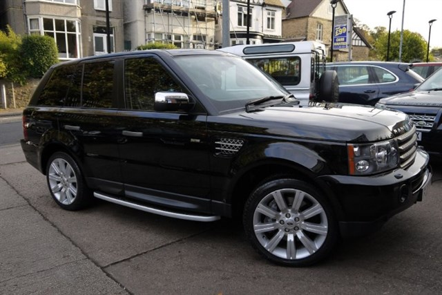 Click here for more details about this Land Rover Range Rover Sport RANGE ROVER SPORT TDV6 SPORT HSE