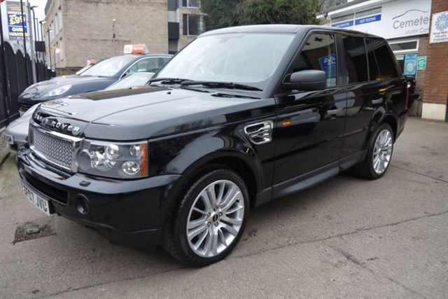 Click here for more details about this Land Rover Range Rover Sport TDV6 SPORT HSE