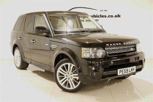 Click here for more details about this Land Rover Range Rover Sport TDV6 SE