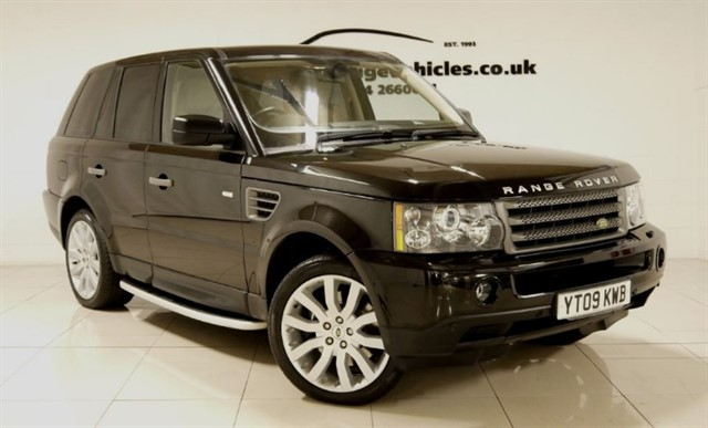 used Land Rover Range Rover Sport TDV6 SPORT HSE in sheffield-south-yorkshire
