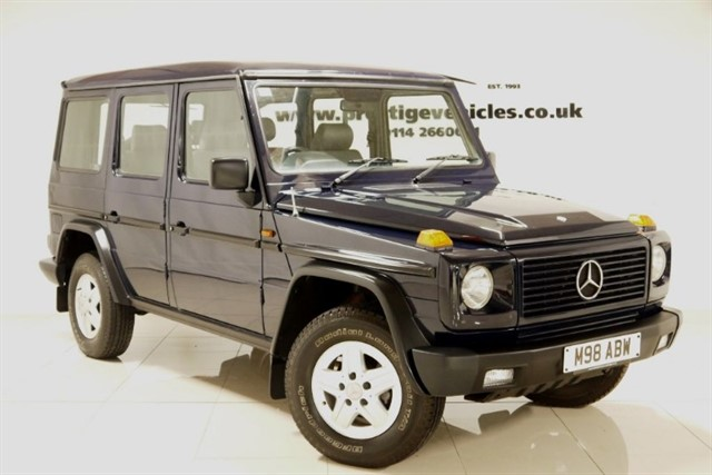 used Mercedes  G-WAGEN 300 GEL in sheffield-south-yorkshire