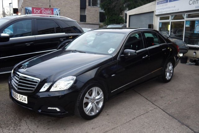 Click here for more details about this Mercedes-Benz E200 CDI BLUE EFFICIENCY AVANTGARDE