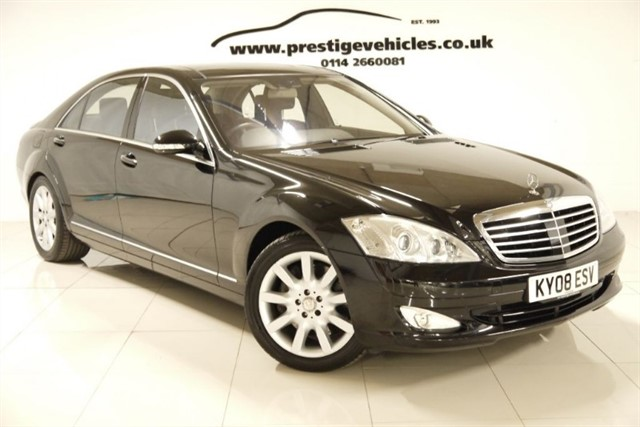 Click here for more details about this Mercedes-Benz S500 LWB INDIVIDUAL SPEC