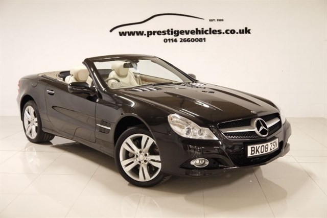 Click here for more details about this Mercedes-Benz SL500 SL SL500 - PAN ROOF