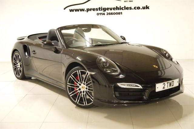 Click here for more details about this Porsche 911 Turbo PDK