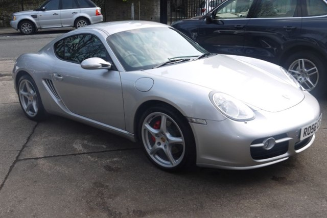 Click here for more details about this Porsche Cayman 24V S