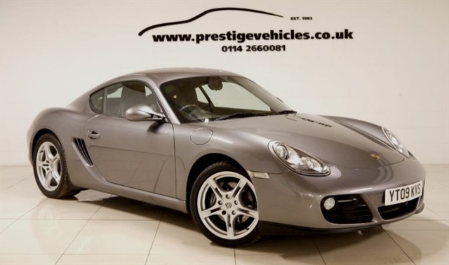 used Porsche Cayman 24V PDK in sheffield-south-yorkshire