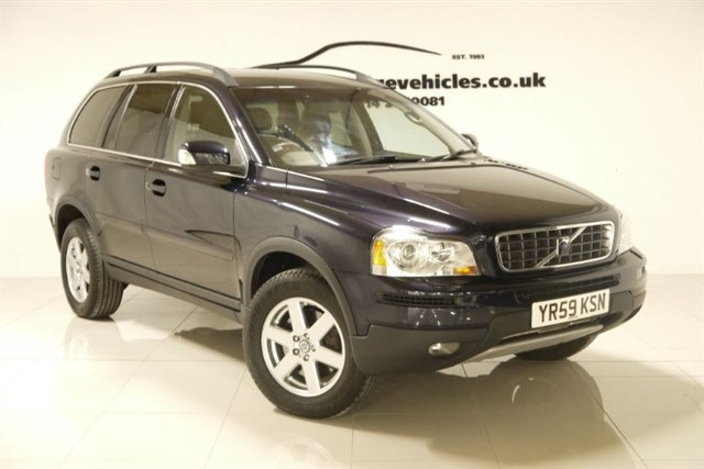 Click here for more details about this Volvo XC90 D5 ACTIVE AWD