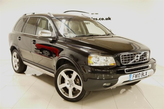 Click here for more details about this Volvo XC90 D5 R-DESIGN SE AWD