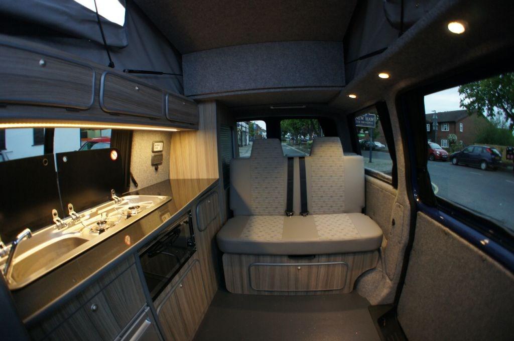 Used Blue Vw Transporter For Sale Surrey