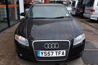 Used Audi A4 TDI 140BHP DIESEL SOFT TOP