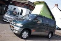 Used Mazda Bongo **SALE PRICE **4 BERTH DIESEL 4X4 AFT AUTO FREE TOP CAMPERVAN AUTO SLEEPER