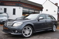 Used Mercedes C220 CDI SPORT+1 OWNER+LEATHER+HEATED SEATS+FULL MERC HISTORY