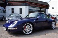 Used Porsche 911 993 C2 LHD LEFT HAND DRIVE
