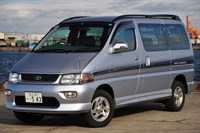 Used Toyota Granvia Regius Regis  Wind Tourer 8 Seater Automatic can be converted to camper