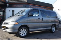 Used Toyota Granvia 1 OWNER 6K MILES GENUINE IMMACULATE LIKE VW T4 T5