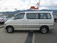 Used Toyota Granvia CAMPER DAY VAN MPV CALL FOR DETAILS 01932 232 383
