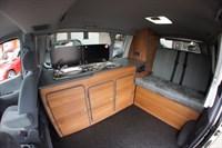 Used Toyota Granvia DAY VAN 1 OWNER 13K MILES FULL SIDE CONVERSION ELECTRICS + FRIDGE +SINK HOB