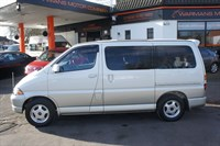Used Toyota Granvia **JUST 23K MILES**CAMPER DAY VAN MPV LIKE VW T4 T5 IMMACULATE