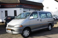 Used Toyota Granvia **23487 MILES*** 8 SEATER CAMPERVAN CONVERSION JUST 1500 POUNDS FITTED!