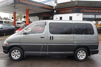 Used Toyota Granvia **30569 MILES *** CAMPERVAN THIS FOR JUST 1500 POUNDS! OR 8 SEATER MPV AUTO