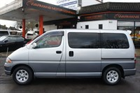 Used Toyota Granvia LOW MILES**21769 MILES** AUTOMATIC 8 SEATER CAMPER CONVERSIONS AVAIL