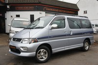 Used Toyota Granvia Regius Regis Wind Tourer 8 Seater Automatic can be converted to camper T4
