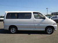 Used Toyota Granvia Regius G EX-Package 4WD CAPTAINS SEATS DAY VAN CAMPER 7 SEATER 1 OWNER  T4