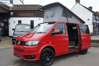 Used VW Transporter 3600 Miles! BRAND NEW CONVERSION T5 4 BERTH CAMPER T28 POP TOP ROOF 2014 VW