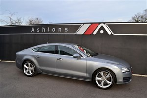 used Audi A7 3.0 TDI Quattro SE S Tronic With Tech Pack in devon