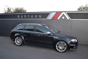 used Audi RS4 Avant 4.2 Quattro Manual - Only 31,000 Miles in devon
